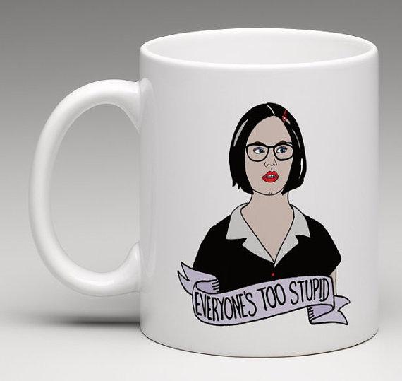 Enid Coleslaw from Ghost World Coffee Mug