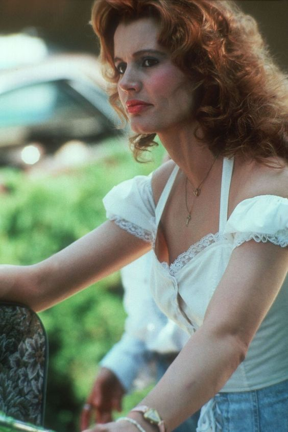 Geena Davis in Thelma and Louise