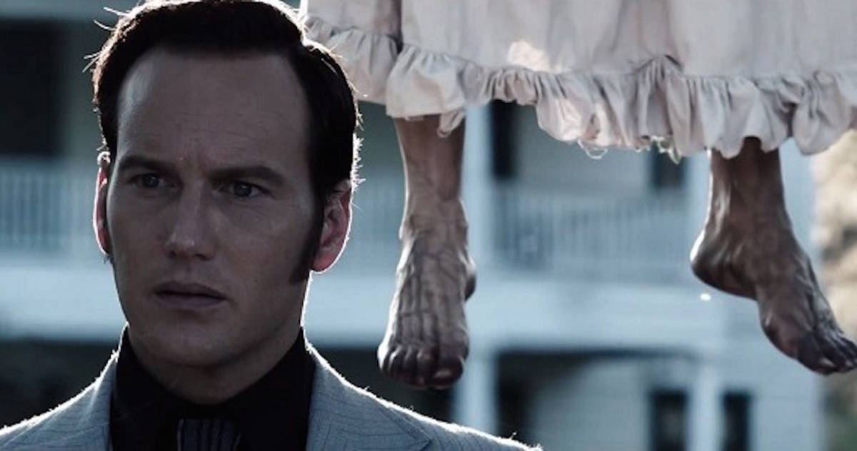 Patrick Wilson in The Conjuring Movie