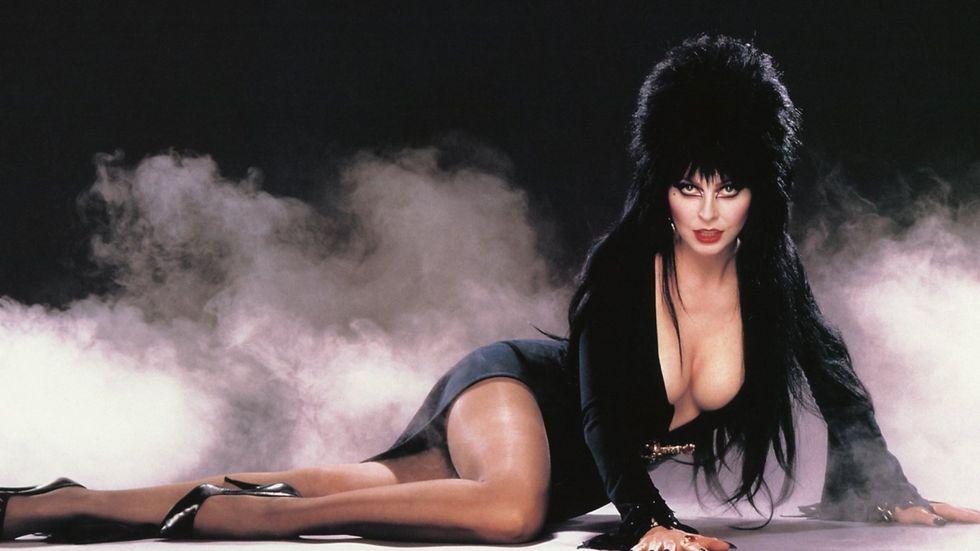 Elvira Mistress Of the dark supernatural women