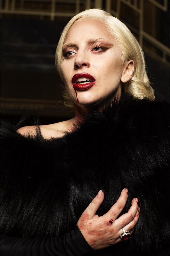 The countess played by lady gaga american horror story hotel