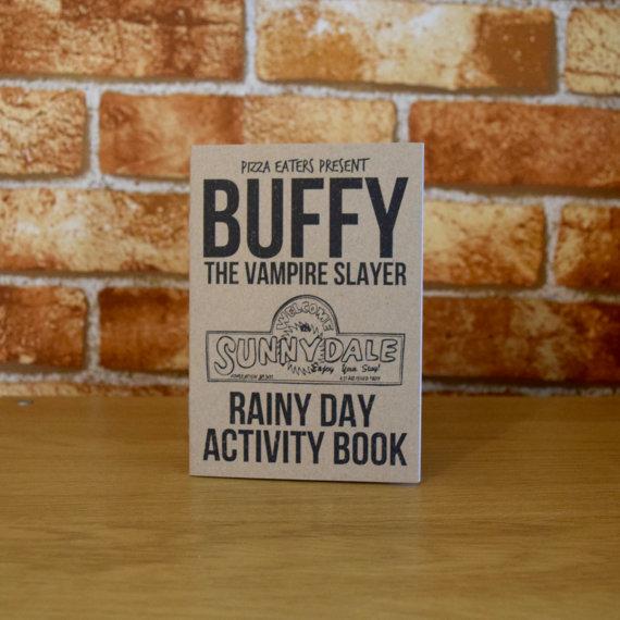 Buffy the Vampire Slayer Christmas Gift Idea Etsy