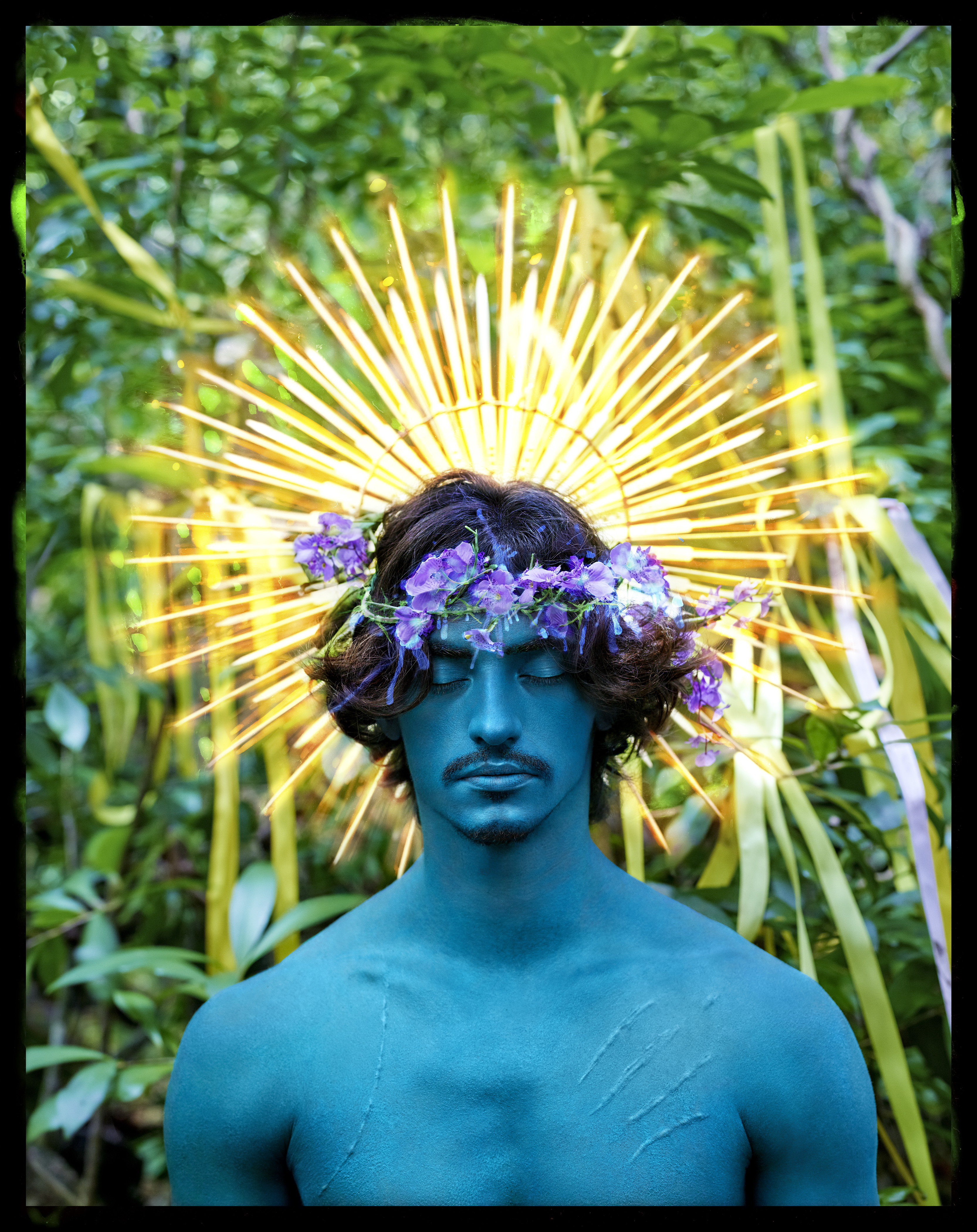 Behold by David LaChapelle from the New World Collection