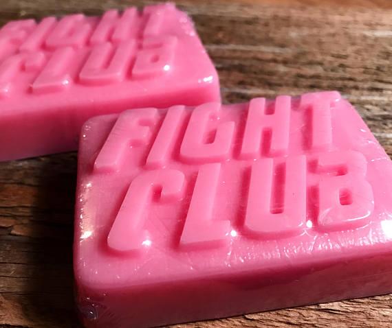 Fight club soap gift idea