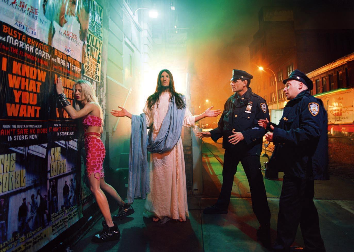 Jesus is my Homeboy by David LaChapelle