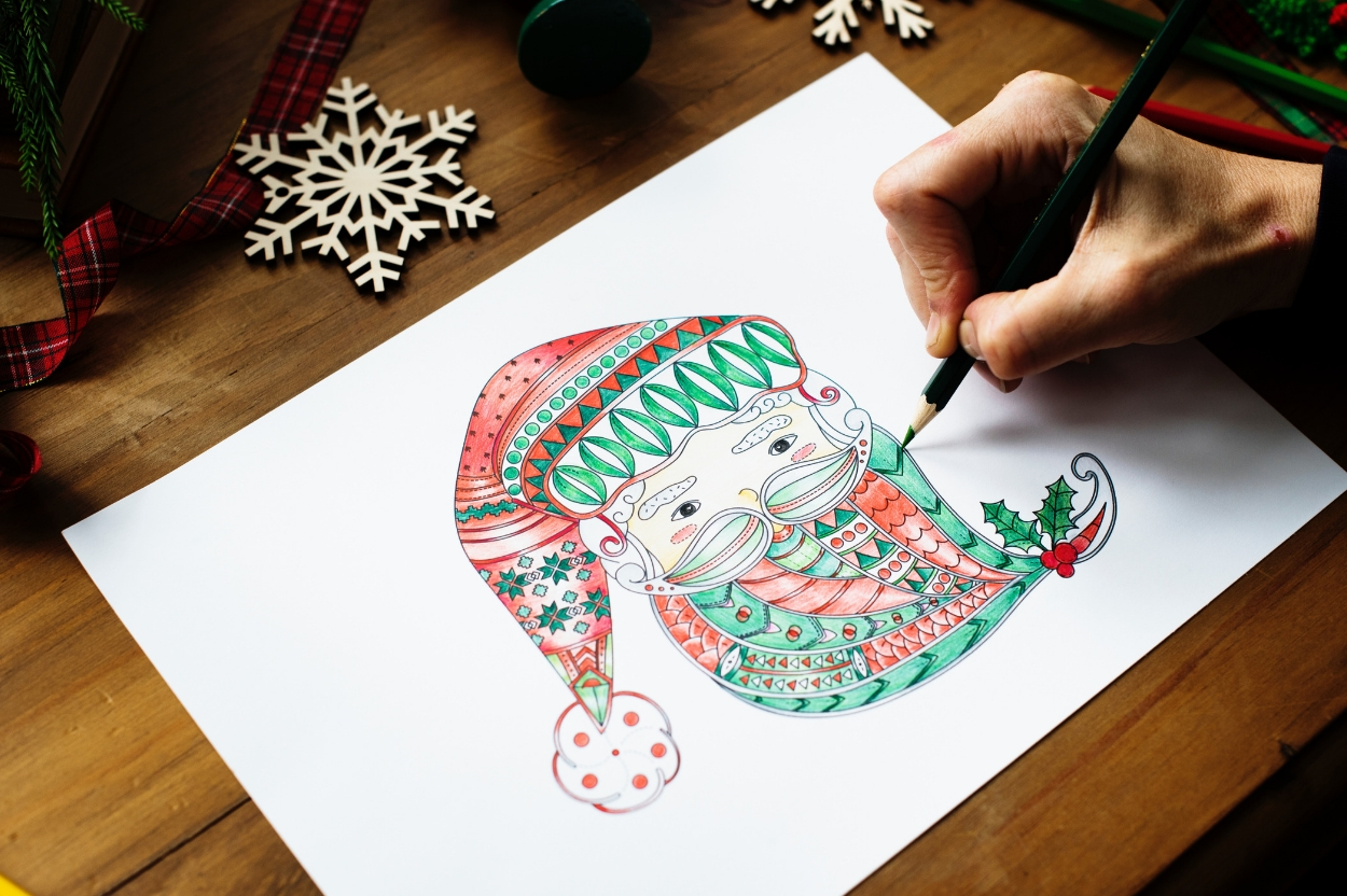 40 Brilliant Pop Culture Christmas Cards and Wrapping Papers on Etsy